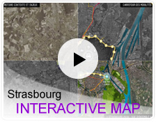 Strarbourg Interactive Map
